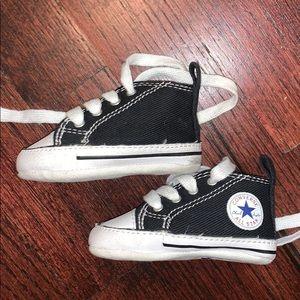 Infant converse shoe size